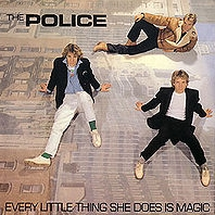 The Police - Every Little Thing She Does Is Magic cover