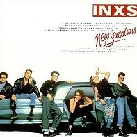 INXS - New Sensation cover