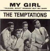 The Temptations - My Girl cover
