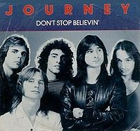 Journey - Don't Stop Believin' cover