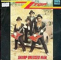ZZ Top - Sharp Dressed Man cover