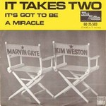 Marvin Gaye & Kim Weston - It Takes Two cover