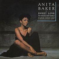 Anita Baker - Sweet Love cover