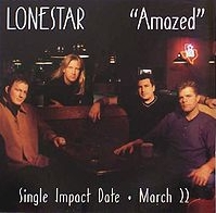 Lonestar - Amazed cover