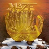 Maze - Golden Time of Day cover