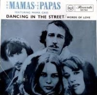 The Mamas & the Papas - Dancing In The Street cover
