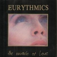 Eurythmics - The Miracle of Love cover