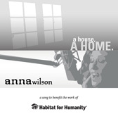 Anna Wilson - A House, A Home cover