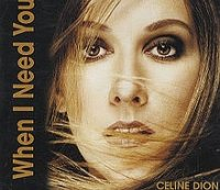 Celine Dion - When I Need You cover