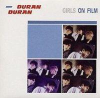 Duran Duran - Girls on Film cover