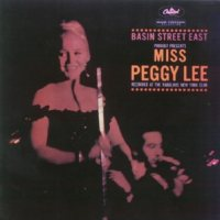 Peggy Lee - I Love Being Here With You cover