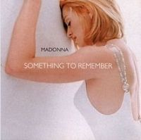 Madonna - Something To Remember cover
