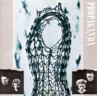 Propaganda - The Murder of Love cover