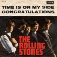 The Rolling Stones - Time Is On My Side cover