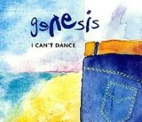 Genesis - I Can't Dance cover