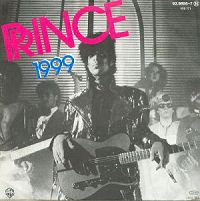 Prince - 1999 cover