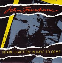 John Farnham - Chain Reaction cover