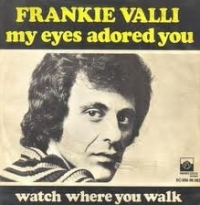 Frankie Valli - My Eyes Adored You cover