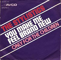 The Stylistics - You Make Me Feel Brand New cover