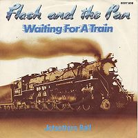 Flash and the Pan - Waiting For a Train cover