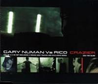 Gary Numan vs Rico - Crazier cover