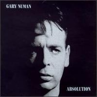 Gary Numan - Absolution cover