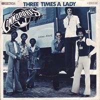 The Commodores - Three Times a Lady cover