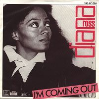 Diana Ross - I'm Coming Out cover