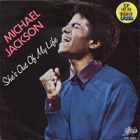 Michael Jackson - She's Out of My Life cover
