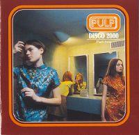 Pulp - Disco 2000 cover