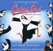 Sister Act - Lady In The Long Black Dress cover