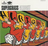 Supergrass - Alright cover