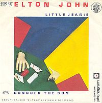 Elton John - Little Jeannie cover