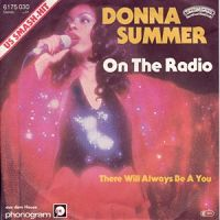 Donna Summer - On The Radio (radio edit) cover