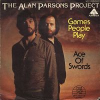 The Alan Parsons Project - Games People Play cover