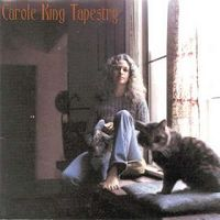 Carole King - Tapestry cover