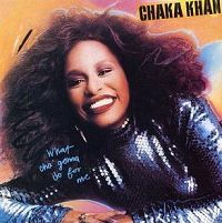 Chaka Khan - What Cha' Gonna Do For Me cover