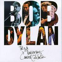 Bob Dylan - Girl From The North Country (30th Anni. concert live) cover