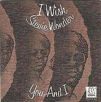Stevie Wonder - I Wish cover