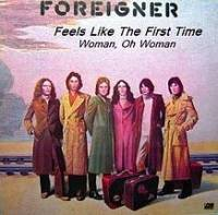 Foreigner - Feels Like The First Time cover