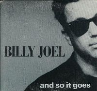 Billy Joel - And So It Goes cover