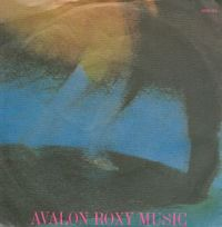 Roxy Music - Avalon cover