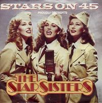 Stars on 45 - Star Sisters Medley (Andrews Sisters medley) cover