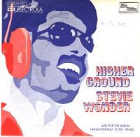 Stevie Wonder - Higher Ground cover