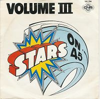 "Stars on 45 - Volume III Star Wars and Other Hits (12"" mix) cover"