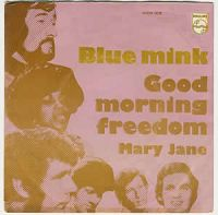 Blue Mink - Good Morning Freedom cover