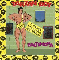 Baltimora - Tarzan Boy cover
