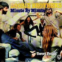 The Doobie Brothers - Minute By Minute cover