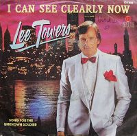 Lee Towers - I Can See Clearly Now cover
