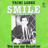 Trini Lopez - Smile cover